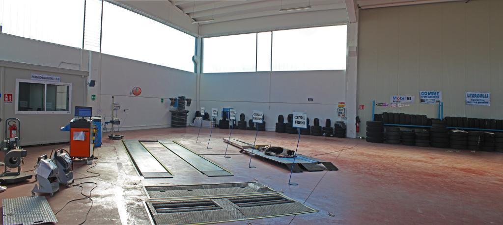 centro revisioni officina Odella