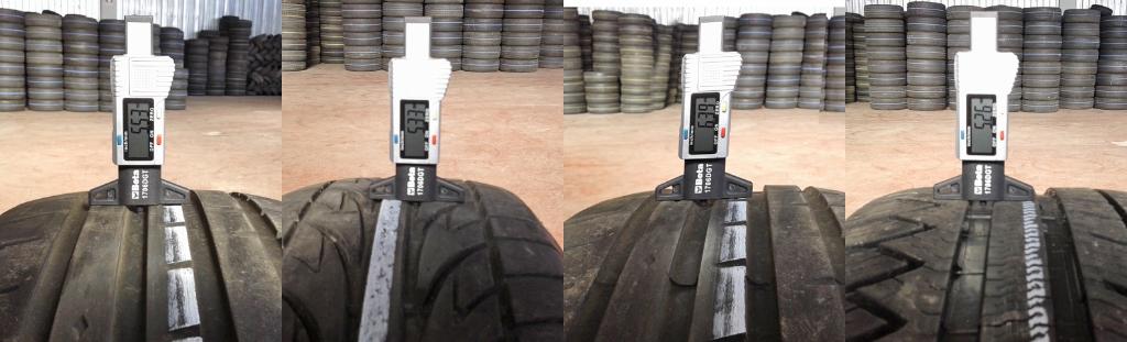 misurazioni gomme usate - officina odella millesimo
