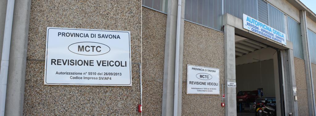 centro revisioni officina odella - Millesimo